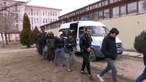 Erzincan'da 21 Düzensiz Göçmen Yakalandı