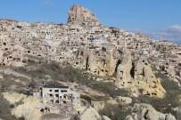 KAPADOKYA - İYİ Parti -CHP Adayının Kapadokya'da Kaçak Yapısı