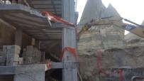 KAPADOKYA - Kapadokya'da Otel Yıkımları Başladı
