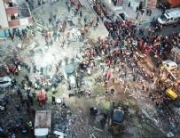 Kartal'daki binanın çökme nedeni ortaya çıktı