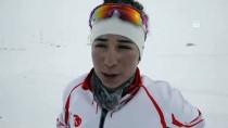 KAYAK MERKEZİ - Kayaklı Koşucuların Hedefi İlk 30'A Girmek