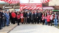 GENEL BAŞKAN YARDIMCISI - Kızılay Elazığ Şube Başkanı Rahman Kızılkaya Oldu