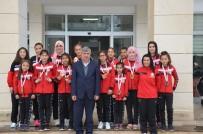 GÜREŞ TAKIMI - Köyceğiz Belediyespor Bayan Güreşçilerinden Madalya Yağmuru
