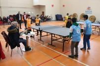 Masa Tenisi, Hentbol Ve Satranç İl Birincilikleri Sona Erdi