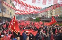 PROPAGANDA - MHP'den Yenice'de Gövde Gösterisi