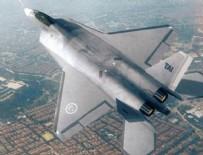 Milli Muharip Uçak TF-X'in animasyonu