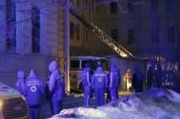 PETERSBURG - Üniversite binası çöktü: 21 kişi aranıyor