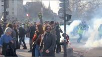 EMNIYET MÜDÜRLÜĞÜ - Sarı Yelekliler 14'Üncü Kez Sokaklarda