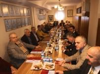 MEHMET YIĞIT - Trabzonspor İstişare Kurulu'nu Oluşturmak İçin Bir Araya Geldiler