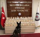 EMNIYET MÜDÜRLÜĞÜ - Van Polisi 2018 Yılında 6 Ton 417 Kilo Uyuşturucu Ele Geçirdi