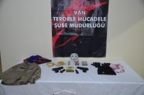 HAVAİ FİŞEK - (Yeniden) - Van'da Terör Operasyonu Açıklaması 57 Gözaltı