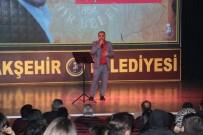 MEHMET TÜRK - 15 Temmuz Gazisi Hüseyin Öztürk, Akşehirli Şiirseverlerle Buluştu