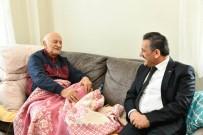 İSLAM - 95 Yaşında 65 Torun Sahibi Emekli Emniyet Müdürü