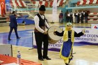 Ağrı'da 'Halk Oyunları İl Birinciliği Yarışması' Yapıldı