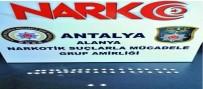 ŞEKERHANE MAHALLESİ - Alanya'da Torbacı Suçüstü Yakalandı