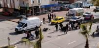 ALTıNKUM - Antalya'da Motosiklet Kazası İki Genci Hayattan Kopardı