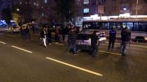 112 ACİL SERVİS - Asker Uğurlama Konvoyunda Trafik Kazası Açıklaması 3 Yaralı