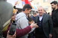 Bakan Çavuşoğlu Açıklaması 'Tüm Dünyada FETÖ'cü Hainlerin Ensesindeyiz'