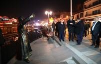 Bakan Ersoy'dan Amasya'da Tarih Turu