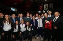 MEHMET KASAPOĞLU - Bakan Kasapoğlu Avrupa Şampiyonlarını Kutladı