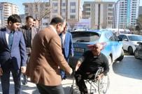 ŞANLIURFA MİLLETVEKİLİ - Başkan Nihat Çiftçi Engelli Vatandaşlarla Bir Araya Geldi