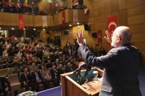 İSMAIL KAHRAMAN - 'Biz Milletimizle İttifak Yaptık'