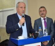 MUHARREM İNCE - CHP'li İnce Açıklaması 'Türkiye, Üretim Ekonomisini Kurmalı'