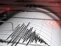 YUNANISTAN - Ege Denizi'nde korkutan deprem!
