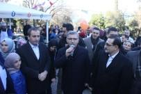 ÜSKÜDAR BELEDİYESİ - Enerji Bakanı Dönmez Üsküdar'da Çorba Dağıttı
