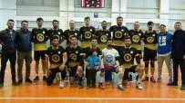 VOLEYBOL TAKIMI - Erciş Belediye Voleybol Takımı Playoffu Garantiledi