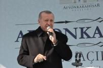 TERÖR EYLEMİ - Erdoğan'dan CHP'ye Sert Eleştiri
