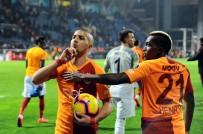 CIMBOM - Galatasaray Bu Sezon Deplasmanda 5. Kez Kazandı