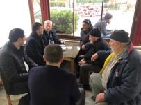 KAŞÜSTÜ - İYİ Parti Yomra Belediye Başkan Adayı Mustafa Bıyık