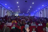 PAMUK ŞEKER - Kastamonu'da Çocuklar Aileleriyle Birlikte Tiyatronun Tadını Çıkarıyor