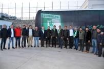 BELEDİYE MECLİS ÜYESİ - Mehmet Tosun, Bodrum Belediye Personelinin İçini Rahatlattı