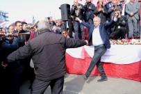 MUHARREM İNCE - Muharrem İnce Samsun'da Cigoş Oynadı
