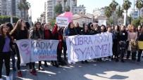 CİNAYET ZANLISI - Öğrencileri Kübra Öğretmen Cinayetini Protesto Etti