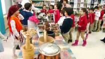 ÖĞRETMENLIK - Öğretmen Çift 40 Yıl Biriktirdikleri Eşyalardan Sergi Açtı