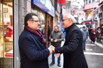 BEYIN FıRTıNASı - Ortahisar Belediye Başkanı Genç Açıklaması 'Halkımızın Talepleri Bizim İçin Değerlidir'