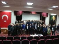 HÜSEYIN YıLMAZ - Seyyid Ahmet Arvasi Gördes'te Anıldı