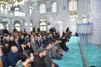 Solaklı Merkez Camisi İbadete Açıldı