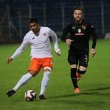 MEHMET ŞAHAN YıLMAZ - Spor Toto 1. Lig Açıklaması Adanaspor Açıklaması 1 - İstanbulspor Açıklaması 1