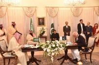 VELİAHT PRENS - Suudi Arabistan Pakistan'la 20 Milyar Dolarlık Mutabakat İmzaladı
