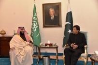 VELİAHT PRENS - Suudi Arabistan Pakistan'la Mutabakat İmzaladı