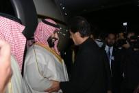 GENELKURMAY BAŞKANI - Suudi Veliaht Prens Bin Selman, Pakistan'da