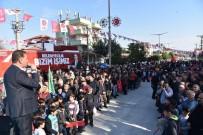 DEVLET BAHÇELİ - Tuna Açıklaması 'Mersin'i Birleştirerek Büyüteceğiz, Üreterek Kalkındıracağız'