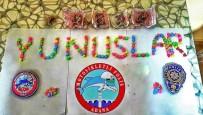 Yunus Ekipleri Uyuşturucuya Geçit Vermiyor
