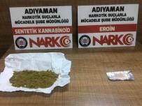 UYUŞTURUCUYLA MÜCADELE - Adıyaman'da Uyuşturucu Operasyonu  Açıklaması 5 Gözaltı