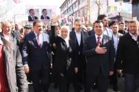 AK Parti Pütürge Seçim Bürosu Coşkuyla Açıldı