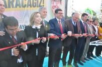 BELEDİYE MECLİS ÜYESİ - AK Parti Seçim Bürosu Törenle Açıldı
